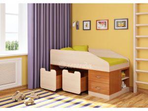 Детская кровать от 3 лет Легенда 8